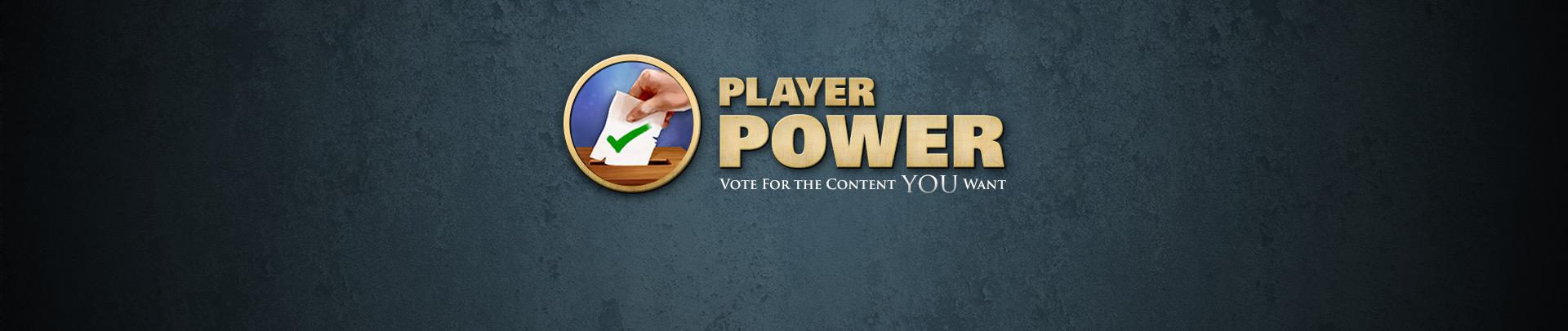 Poder al jugador